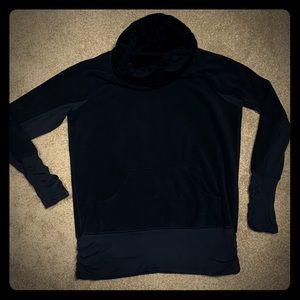 Lululemon cowl neck Sherpa sweatshirt